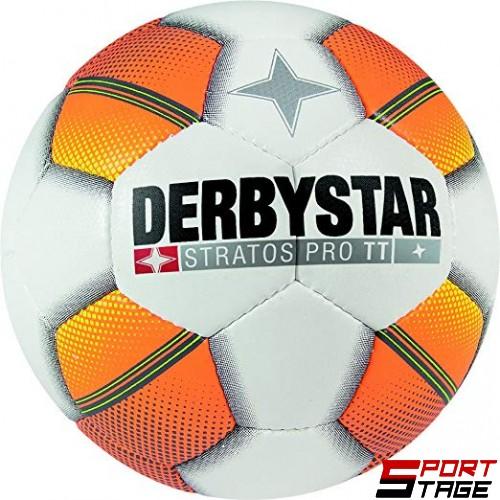 Футболна топка DERBYSTAR STRATOS PRO TT