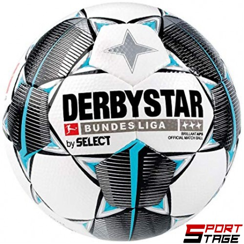 Футболна топка DERBYSTAR BUNDESLIGA BRILLANT APS