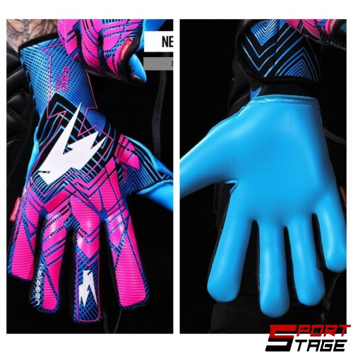 Вратарски ръкавици KA Goalkeeping XLR8aer PWR Lite Neg
