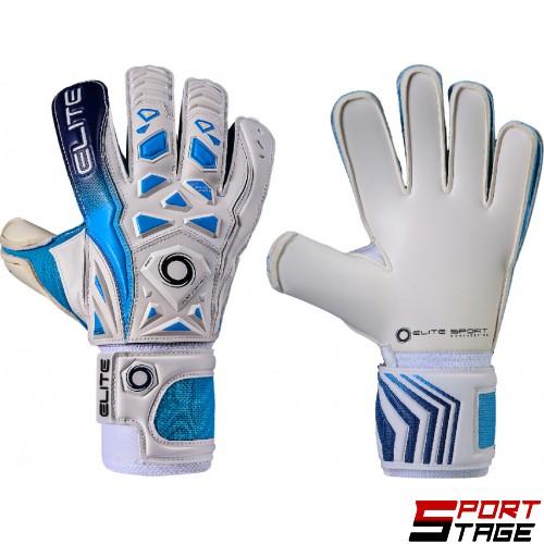 Вратарски ръкавици ELITE AQUA