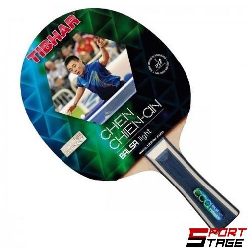 Хилка за тенис на маса Tibhar CCA Balsa Light Chen Chien-An