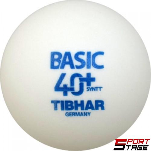 Топче за тенис на маса TIBHAR BASIC 40+