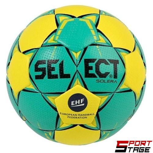 Топка хандбална SELECT Solera №1, одобрена от EHF