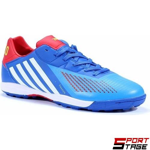 Футболни обувки - стоножки JUMP 8861 ROYAL/RED