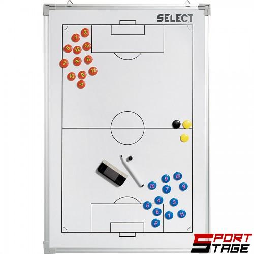 Тактическа треньорска дъска за футбол SELECT