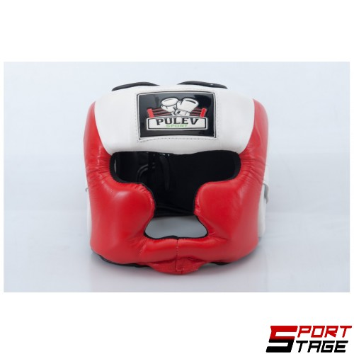 Каска Pulev Sport Cheek protect