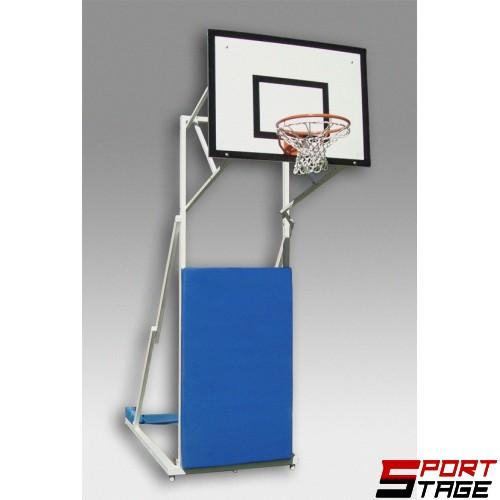 Баскетболна конструкция мобилна /табло 1.80x1.05м.