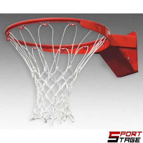 Баскетболен кош 45 см. с гъвкав ринг - професионален без мрежа