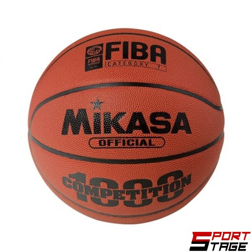 Баскетболна топка Mikasa BQ1000