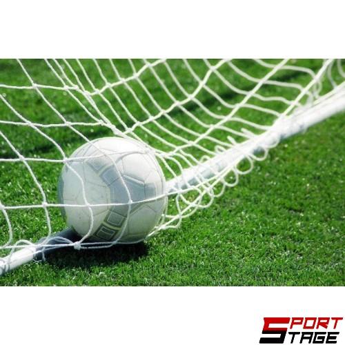 Мрежа за футболна врата 5.00 х 2.00 - 1.60 м.