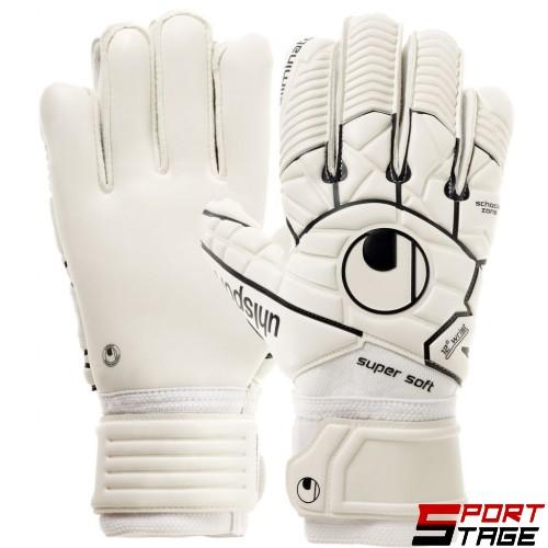 Вратарски ръкавици UHLSPORT COMFORT TEXTILE