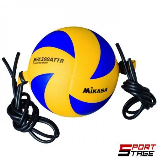 Тренировъчна волейболна топка за атаки Mikasa MVA300ATTR