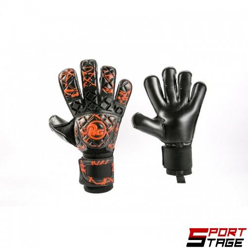Вратарски ръкавици RG SNAGA BLACK/ORANGE