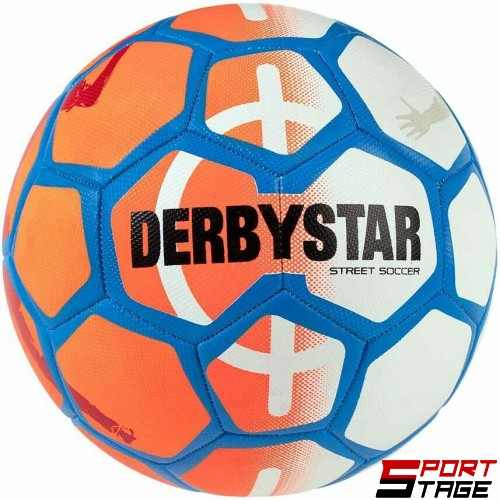 Футболна топка DERBYSTAR STREET SOCCER