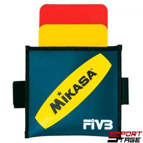 Съдийски картони Mikasa VK